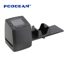 Pcocean Converts Scanner 35mm Negative Film & Slides to Digital JPEGs Using Built-In Software - No Computer/Software Required(China)