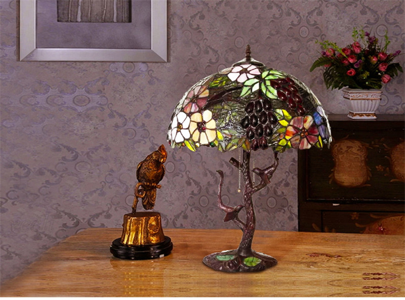 Double bird table lamp (6)