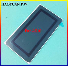 HAOYUAN.P.W Back LCD Screen Adhesive Sticker Glue For Samsung Galaxy A510 ( A5 2016 Version ) Tape Glue(China)
