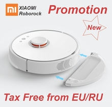 Original xiaomi mi roborock s50/s51 robot vacuum cleaner 2 with Mopping and Sweeping WIFI APP Control Cleaning Robot(China)