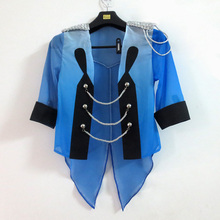 Yuri on Ice Yuri Katsuki New Blue sports clothes Cosplay Yuri!!! on Ice Costume Custom Made Any Size