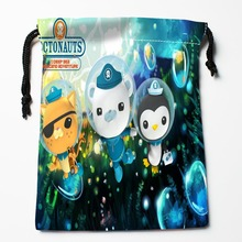 Best The Octonauts Octopod Drawstring Bags Custom Storage Printed Receive Bag Compression Type Bags Size 18X22cm Storage Bags(China)