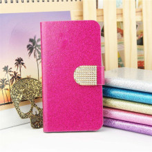 "Buy Luxury Bling Glitter Flip PU Leather Cover Case Asus Zenfone 3 Max ZC520TL 5.2"" Full Protector Original Stand Skin Cover for $3.11 in AliExpress store"