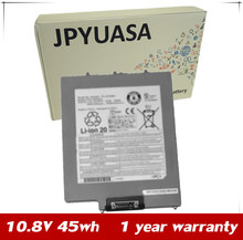 JPYUASA 10.8V 45wh Original FZ-VZSU84U FZ-VZSU84R Laptop Battery For Panasonic FZ-G1 Tablet PC Battery Pack(China)