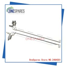 OneSpares For HP for Compaq nx7300 nx7400 Series Laptop Parts Replacement L&R LCD Hinges Wholesale (H78)