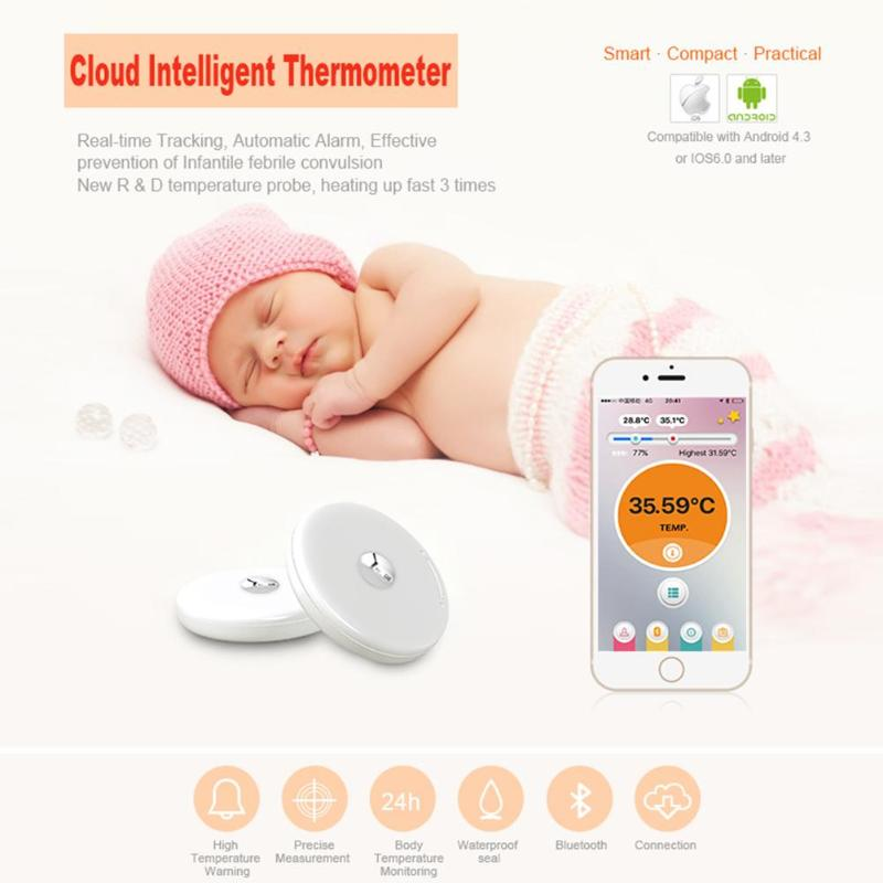Detail Feedback Questions About Bm01 Bluetooth Baby Thermometer