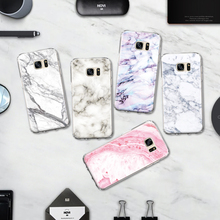 Fashion Popular Classic Marble Pattern TPU Phone Case for Samsung Galaxy J3 J5 J7 A3 A5 2015 2016 2017 Silicone Case Back Cover