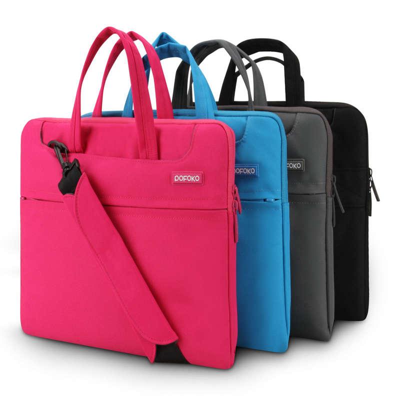 Laptop Bag Sleeve Shoulder Notebook Computer Bag For Macbook Air 13 11 For Macbook Pro 13 Retina 12 For Men Women<br><br>Aliexpress