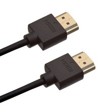 10PCS/lot  0.5m1M2M3m5m10m  Slim HDMI Cable with Ethernet 1.4 for HD TV's / Xbox 360 / PS3 / Playstation 3 / SkyHD / Blu Ray DVD