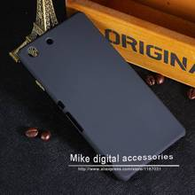 2015 New Multi Colors Luxury Rubberized Matte Plastic Hard Case Cover For Sony Xperia M5 / Xperia M5 Dual Cell Phone Cover Cases
