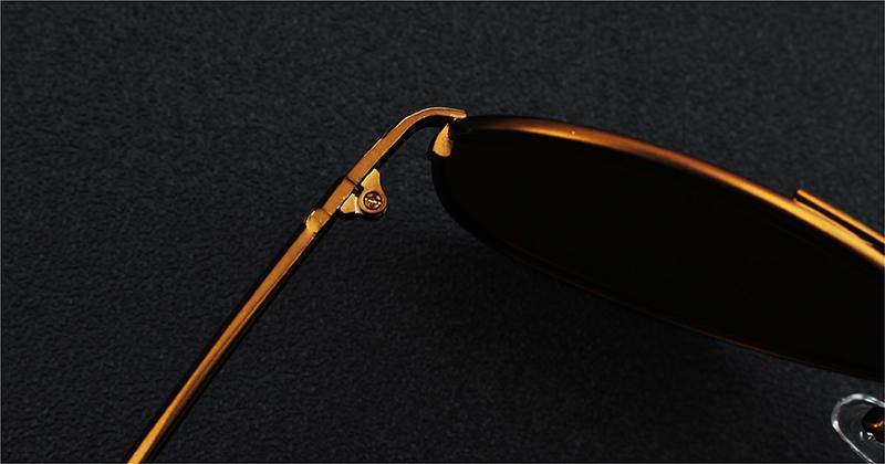 OLEY Luxury sunglasses men polarized Classic pilot Sun glasses fishing Accessories driving goggles gafas de sol zonnebril mannen 3