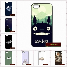 My Neighbor Totoro Phone Cases Cover For iPhone 4 4S 5 5S 5C SE 6 6S 7 Plus 4.7 5.5