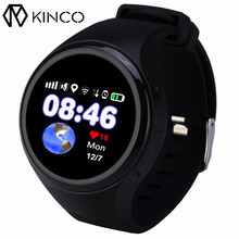 Buy KINCO Smart Children Watch 1.22 inch Call WIFI GPS LBS Location Anti-Lost Bluetooth SOS Smart Watch Phone IOS/Android for $54.46 in AliExpress store