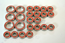 Free Shipping Supply HIGH QUALITY Model car bearing sets bearing kit TEAM LOSI(CAR) 8IGHT 1/8 SCALE BUGGY COMPLETE