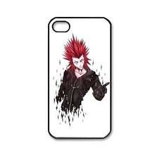 2015 Authentic Kingdom Hearts Print Pattern Plastic Hard phone Case cover for iPhone 4s 5s 5c 6 6 plus