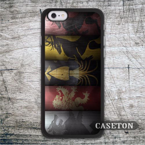 All House GOT Game Of Thrones font b Case b font For iPod 5 and For