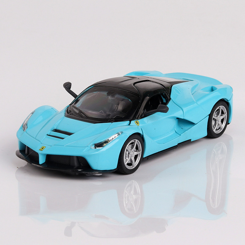 High Simulation 1:32 F12 F1 Diecast Alloy Metal Luxury Racing Car Model Collection Pull Back Toys Car Gift Light and Music(China (Mainland))
