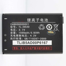 High quality mobile phone battery TLIB5AD for TCL A996 A998 for Alcatel OT-993D with excellent quality and best price free ship