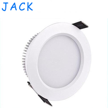 "2014 Newest 2.5"" 3"" 4"" 5"" Led Recessed Downlights 9W 12W 15W 18W Dimmable Led Ceiling Down Lights 150 Angle AC 110-240V"