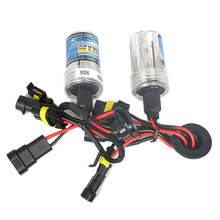 2 x HID XENON Conversion REPLACEMENT Bulbs 9006 4300K Wholesale & Retail [CPA35]