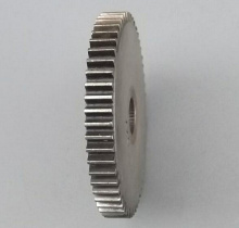 Metal single gear 0.8modulus 55teeth for diameter 8mm shaft reduction gear~