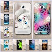 "3D Soft Silicon For Asus Zenfone Max ZC550KL Case 5.5"" Phone Case For Asus Zenfone Max ZC550KL Cover For Zenfone ZC550KL Bags(China)"