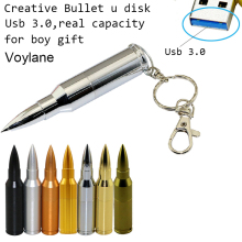 Free shipping 8G 16G 32G 64G usb flash drive 3.0  pen drive bullet shape usb flash drive usb stick memory stick U Thumb