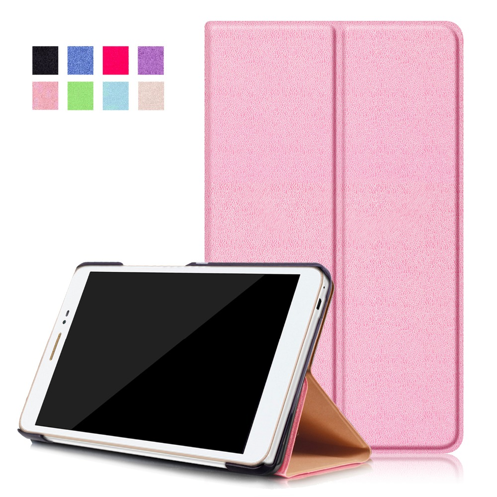 2017Hot Sale For Huawei Honor Tablet 2 8 JDN-AL00 JDN-W09 Magnetic Case MediaPad T2 8 Pro PU Leather Cover Book Stand Slim Shell<br><br>Aliexpress
