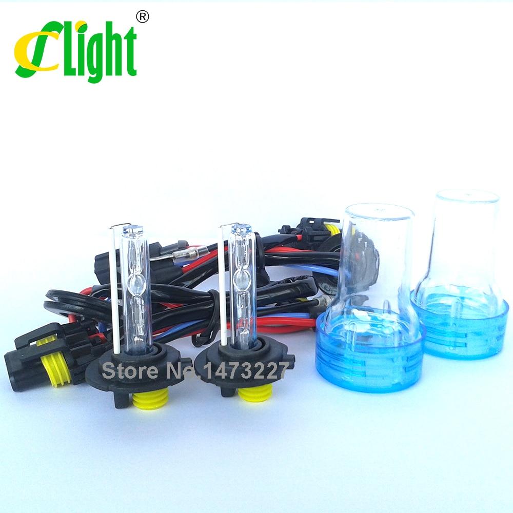 CNSUNNYLIGHT Supply 2PCS AC 12V 35W H1 H3 H7 H8/H9/H11 9005 HB3 9006 HB4 880 Globes Bulb For Headlight Xenon HID Conversion Lamp<br><br>Aliexpress