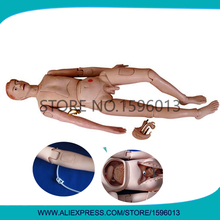 Advanced Nursing Training Manikin, Male Nursing Practice Mannequin, Patient Nursing Dummy