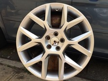 "17"" for VW GTI LAGUNA RIMS WHEELS 5X112 +45MM OFFSET W640(China)"
