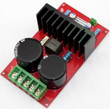Free Shipping IRS2092 mono amplifier board High power amplifier ((DC power supply +-55V))  We are the manufacturer