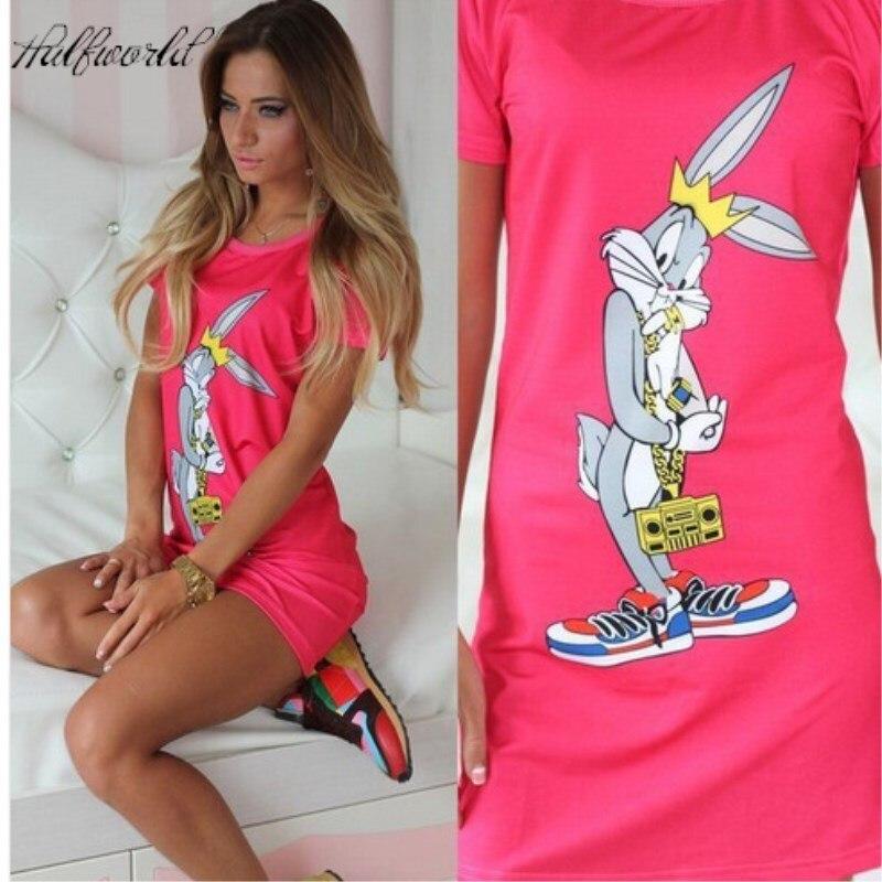Пляжное платье из футболки