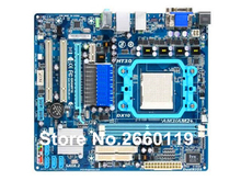 Desktop motherboard for GIGABYTE GA-MA78LM-S2 DDR2 Socket AM2/AM2+/AM3 system mainboard fully tested and working well