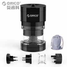 ORICO Universal Plug Travel Adapter Electrical Adapter Portable Power Socket Outlet All in One Travel Converter Worldwide Use(China)