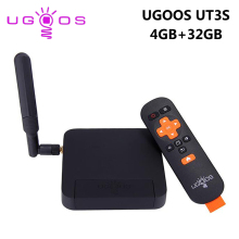 Buy UGOOS UT3S 4GB RAM 32GB ROM Android TV Box RK3288 Quad Core Smart Set Top Box 5G WiFi 1000M LAN Bluetooth 4.0 4K HD Media Player for $46.70 in AliExpress store