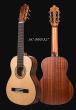 2017 New + Factory + Avila classical acoustic guitar AC-500 handmade nylon strings cedar top classical acoustic guitar (4 sizes)(China)