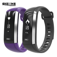 2017 Newest M2 Blood Pressure Wrist Watch 0.86 inch Pulse Meter Monitor Cardiaco for Smart Band fitness Tracker activity monitor