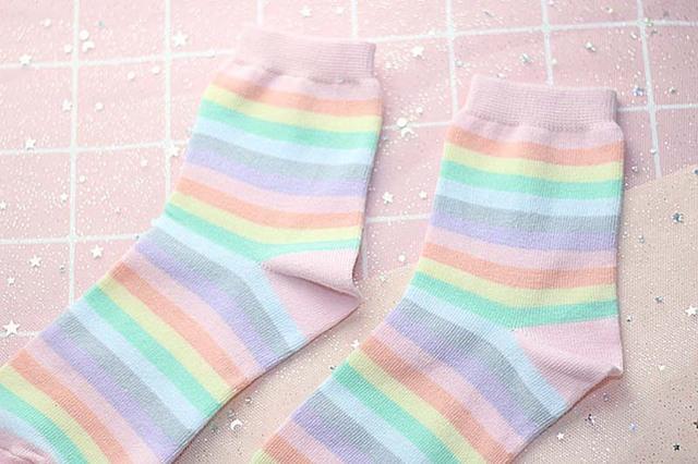 Women's Striped Socks