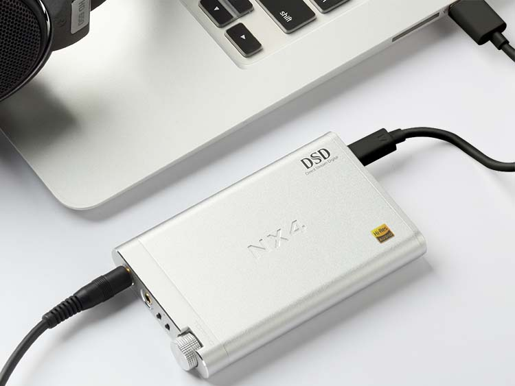 TOPPING NX4 DSD Fever HiFi Portable USB DAC Decoder Headphone Amplifier-08