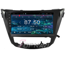 Capacitive Screen10.2'' Android 4.2 Car DVD Player for Nissan X-trail With GPS Radio Map 24GB Nand Flash Memory