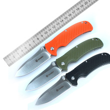 Super EDC Folding Knife Ganzo G726M 440C Blade G10 Handle Hunting Carambit Camping Survival Tactical Utility Bushcraft Edc Knife