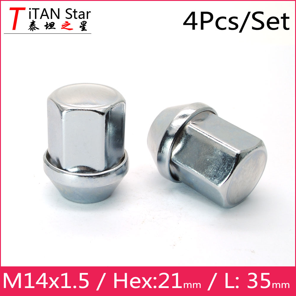 31 20 X ALLOY WHEEL NUTS FOR FORD FIESTA M12 X 1.5 19MM HEX BOLTS LUGS STUDS