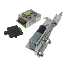 DIY Design DC24V Linear Actuator Reciprocating Motor Stroke 30/50/70mm+Switching Power Supply 110V-240V+PWM Speed Controller