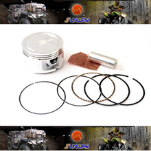 ATV Engine parts 70MM Engine parts-Piston Kit,for LINHAI LH260 Majesty YP260  Engine Free Shipping
