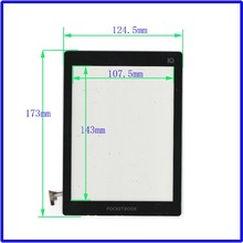 POST 8 inch  resistive Touch Panel   173*124  compatible Navigator TOUCH SCREEN  for IQ 701 POCKETBOOK
