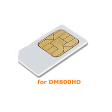 ANEWKODI 2.10 SIM card for DM 800HD SR4 dm800HD with WIFI satellite finder bootloader original image hot sale free(China)