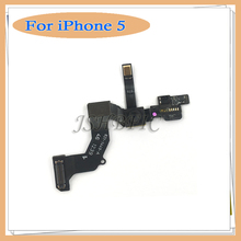 New For iPhone 6 6S plus 6plus 5 5S 5c Front Camera With Sensor Flex Cable Ribbon Assembly Free Shipping