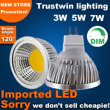 3 years warranty 85 to 265V 3W 5W 7W 9W 10W spotlight spot light LED bulb lamp downlight 12V LED MR16(China)