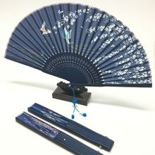 Hot Sale 20cm Retro Bamboo Wooden Fan Summer Accesory Art Folding Carved Hand Fan 1pcs/ot